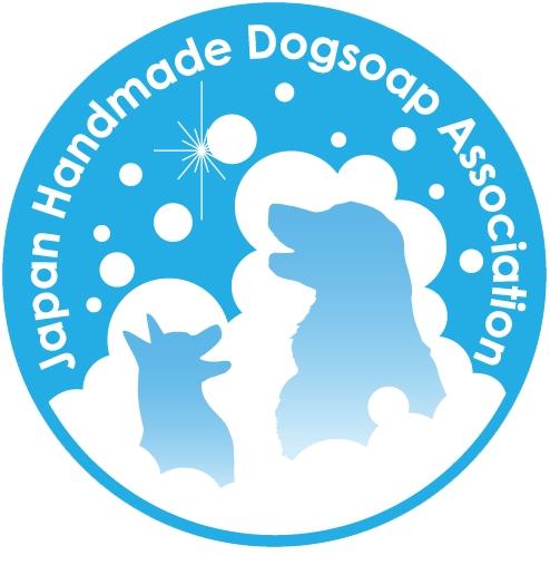 日本ハンドメイドドッグソープ協会ロゴ