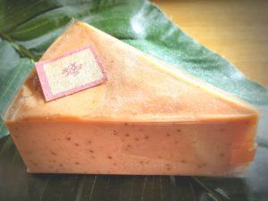 苺のチーズケーキ